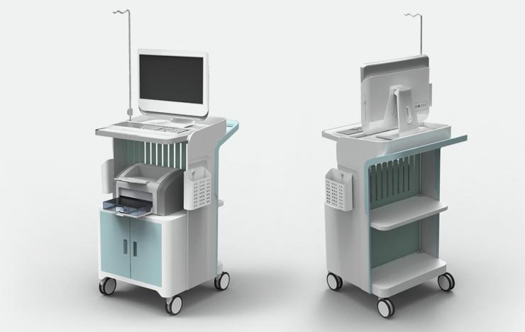 膀胱尿液压力检测机设计