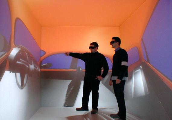 BMW虚拟现实技术